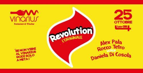 Revolution L'originale 25|10