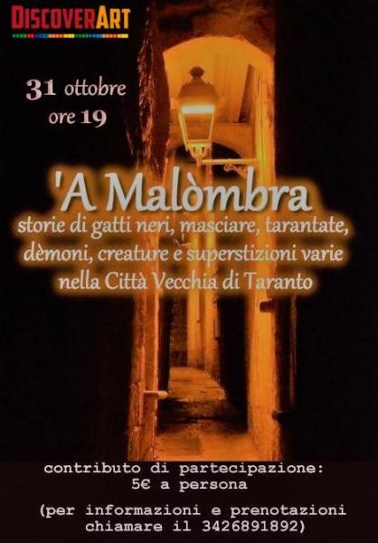 'A Malòmbra