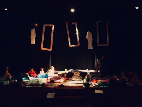 Halloween: una notte a teatro