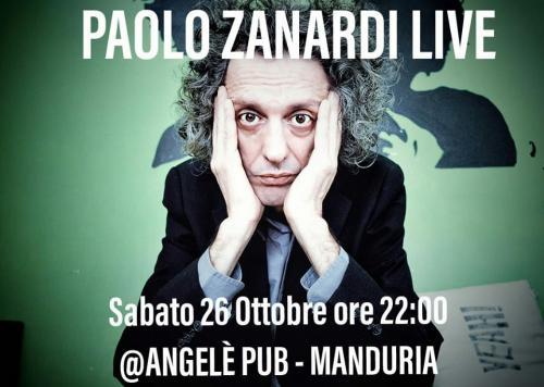 Paolo Zanardi in concerto