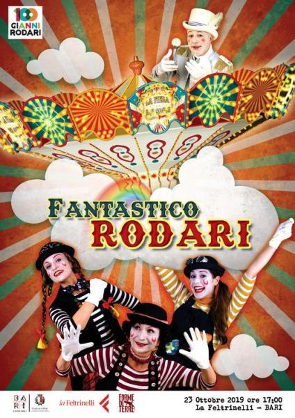 Fantastico Rodari!