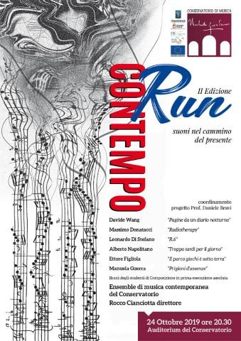 ContempoRun: il concerto gratuito per ascoltare i giovani compositori
