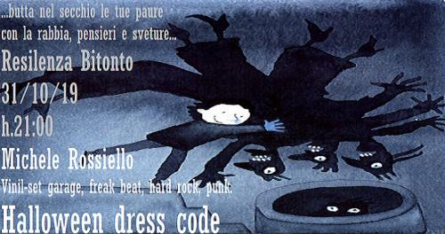 Halloween dress code night