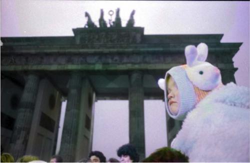 """Inaugurazione della mostra """"Berlin, Brandenburger Tor 1989"""""""