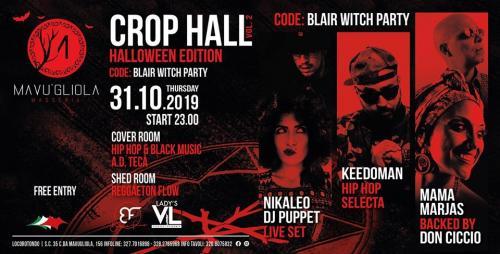 CROP HALL Vol. 2 // Halloween Edition