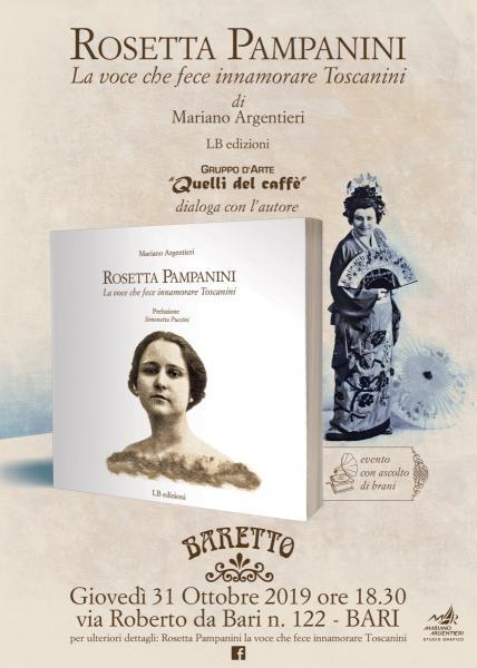 Rosetta Pampanini, la voce che fece innamorare Toscanini