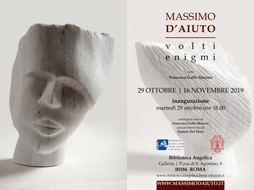 Massimo D'Aiuto - Volti.Enigmi