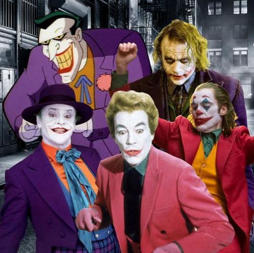 Joker! Paracool Halloween Party