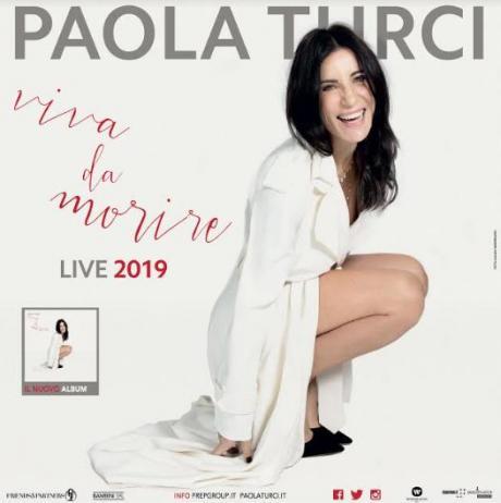 Paola Turci live concert a Reggio di Calabria