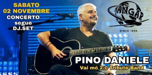 Concerto omaggio a PINO Daniele segue Dj.