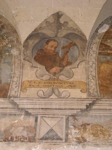 Memoria del martinese fra' Bonaventura Gaona, venerabile