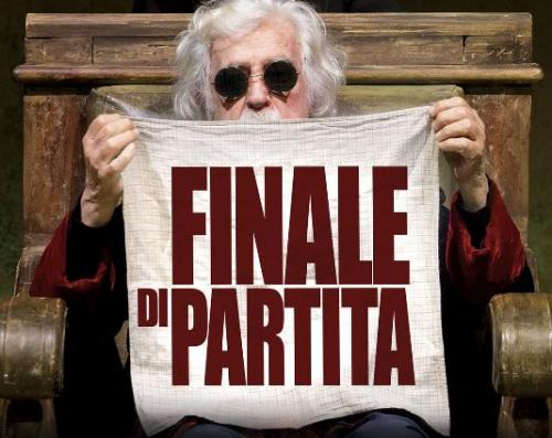 """Finale di partita"" di  Samuel Beckett on stage a Taranto"