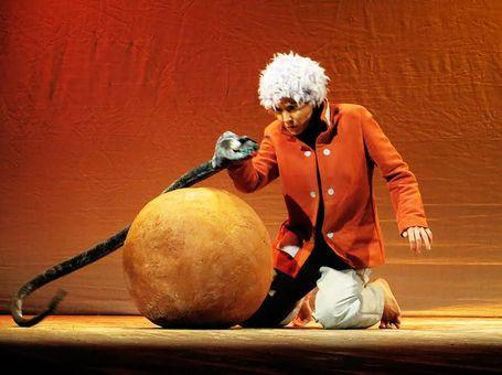 Il Piccolo Principe on stage a Bari