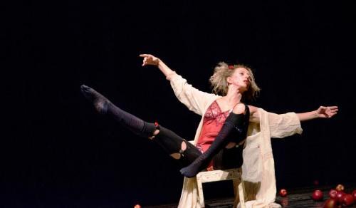 """on stage """"Lolita"""" di Silvia Battaglio"""