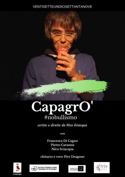 CapagrO' - #nobullismo