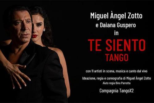Te Siento…Tango sul palco di Bari