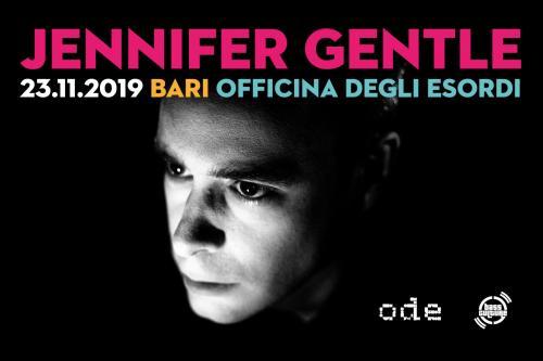 Jennifer Gentle torna Bari