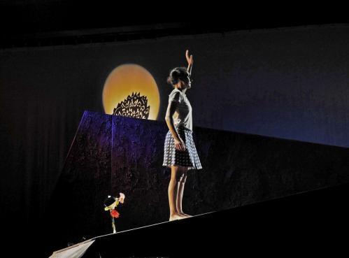 Celestina e la Luna