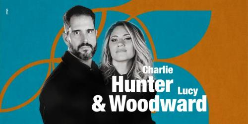 CHARLIE HUNTER & LUCY WOODWARD TRIO in Music! Music! Music!