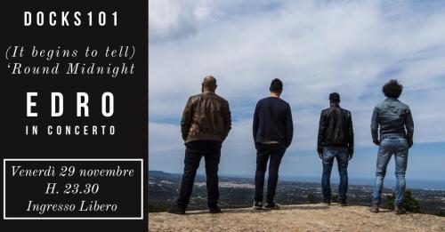 (It begins to tell) 'Round Midnight - Edro Live