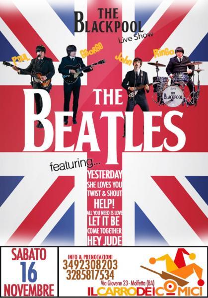 Beatleshow - Un magico viaggio nella storia dei Beatles