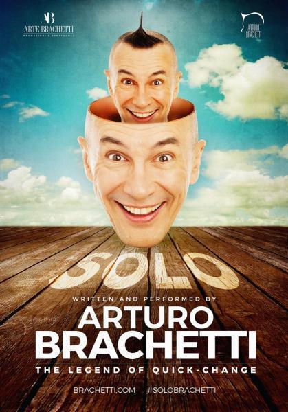 Arturo Brachetti - Solo al Teatro Metropol