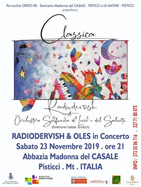 RADIODERVISH & OLES in Concerto