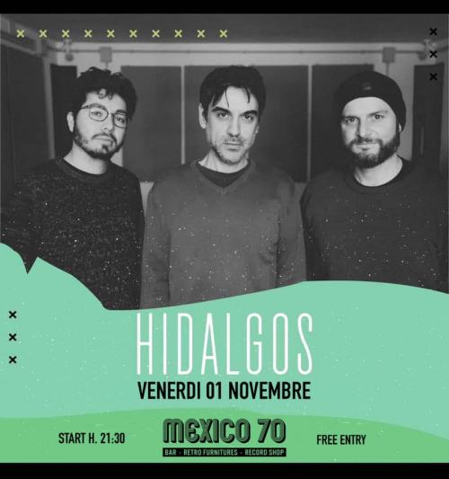 Hidalgos live concert