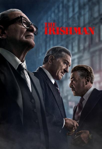 THE IRISHMAN Una lectio magistralis di (grandissimo) cinema in esclusiva al VIGNOLA di Polignano a Mare