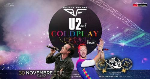 Concerto due Band: U2 e COLDPLAY