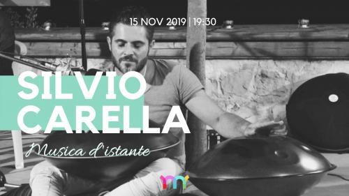 Musica d'istante con Silvio Carella