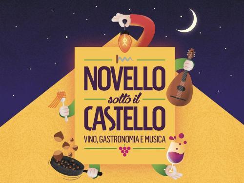 Novello sotto il Castello - Tre giorni dedicati al gusto e alla cultura nel centro storico