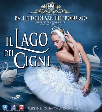 Il Lago dei Cigni con il Balletto di Mosca fa tappa a Taranto