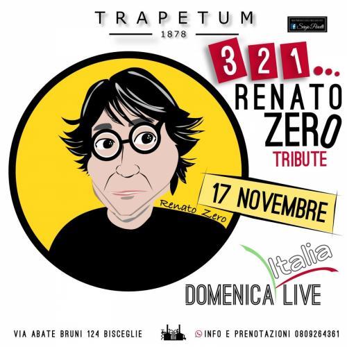 3 2 1 Zero tribute band a Bisceglie!
