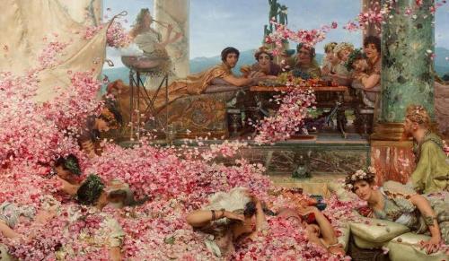 Debutto a Roma per lo spettacolo di danza  ALMA TADEMA