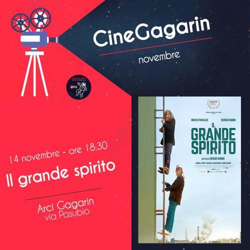 CineGagarin - Il grande spirito