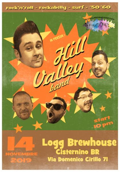 Hill Valley Band - Surf & Rockabilly - The Logg Sessions 2.0