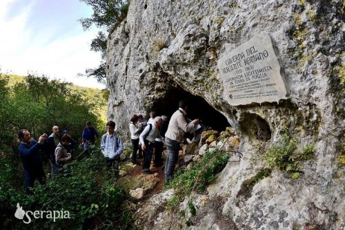 Bike & TreK: Grotta del Sergente Romano