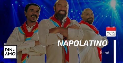 Napolatino Band live al Dinamo