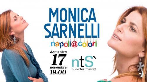 Parte dal Nuovo Teatro sanità il tour di Monica Sarnelli e il suo album