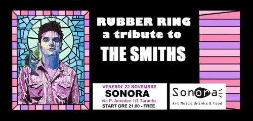 Rubber Ring a tribute to The Smiths