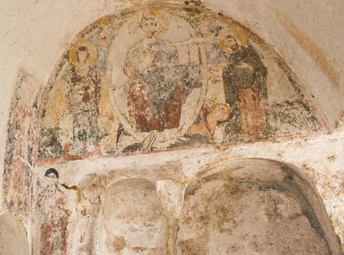 Si va per chiese rupestri con il Ctg Egnatia
