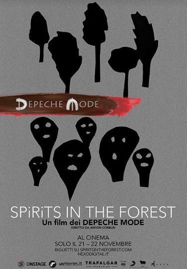 """""""Depeche Mode. Spirits in the Forest"""" in programma al Paolillo di Barletta"""