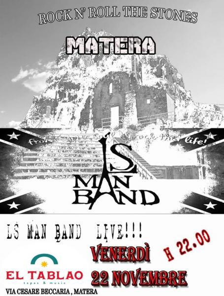 LS Man Band in concerto
