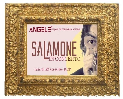 Salomone Band in concert