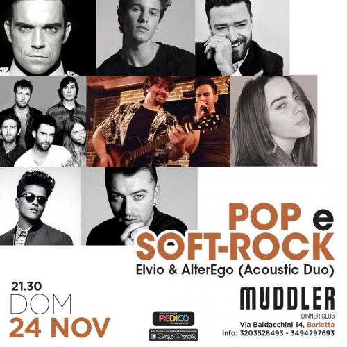 Elvio & AlterEgo POP e Soft-Rock acoustic duo a Barletta