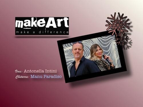 CorDuo live at makeArt - Bisceglie (BT)
