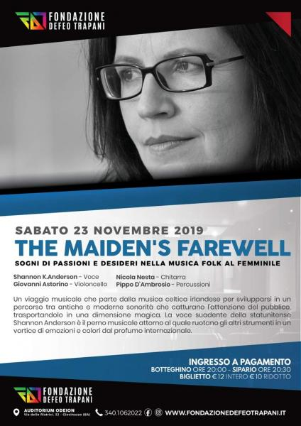 The maiden's farewell