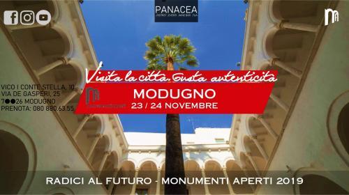 Monumenti Aperti a Modugno, tra gusto ed autenticità