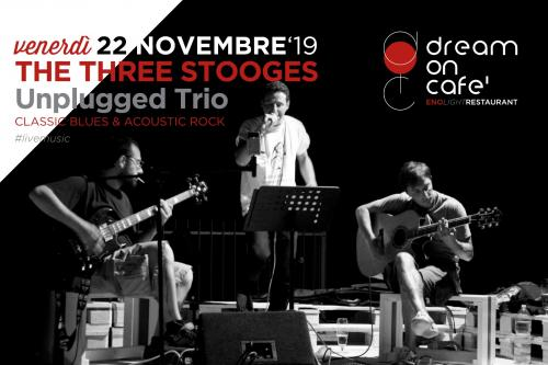 THE THREE STOOGES _ Classic Blues & Acoustic Rock